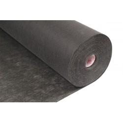 Flizelina włókninowa 35g/m Czarna Metraż 1mb