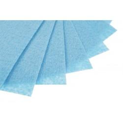 Filc w arkuszach 20x30 cm 1 szt. P039 Niebieski