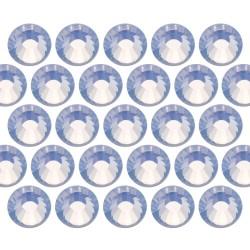 Dżety szklane Pellosa SS10 (3mm) White Opal 50 gross (7200 szt.)