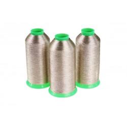 Nici metalizowane do haftu BRAVO BST670 Mosiądz