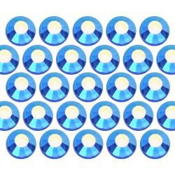 Dżety szklane SS30 (6mm) AB Sapphire