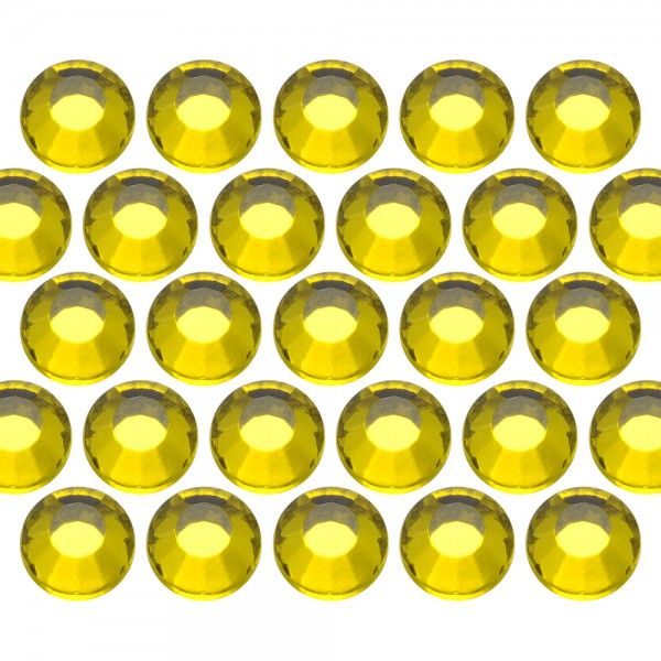 Dżety szklane SS30 (6mm) Citrine