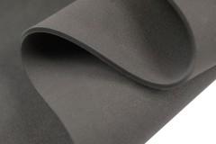 Pianka 3D do haftu arkusz 130x200cm 3mm Czarna