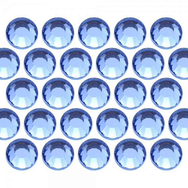 Dżety szklane SS20 (5mm) Lt. Sapphire
