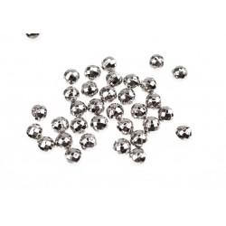 Perły 8mm Ciemny Szary (Gray)