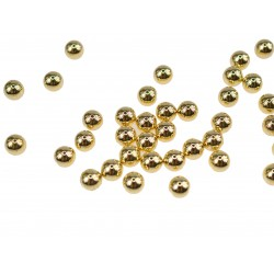 Perły 8mm Złoty (Gold) 5000 szt.