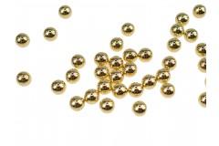 Perełki do nabijania 5mm Złoty (Gold) 10 000 szt.
