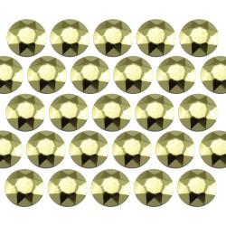 Blaszki stożkowe 2 mm Peridot