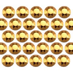 Blaszki stożkowe 3 mm Gold