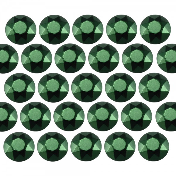 Blaszki stożkowe 4 mm Green