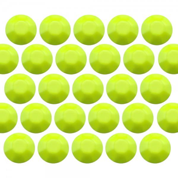 Blaszki stożkowe 6 mm Flu. Lime