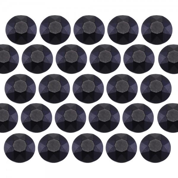 Blaszki stożkowe 6 mm Matt Black