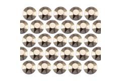 Blaszki stożkowe 6 mm Classic Beige
