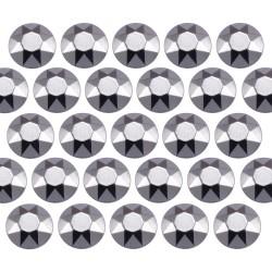 Blaszki stożkowe 6 mm Lt. Gray