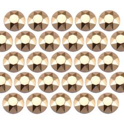 Blaszki stożkowe 6 mm Lt. Gold