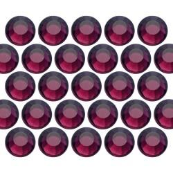 Glass rhinestone beads SS6 (2mm) Amethyst