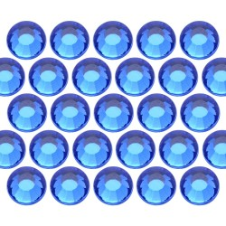 Dżety szklane SS6 (2mm) Sapphire