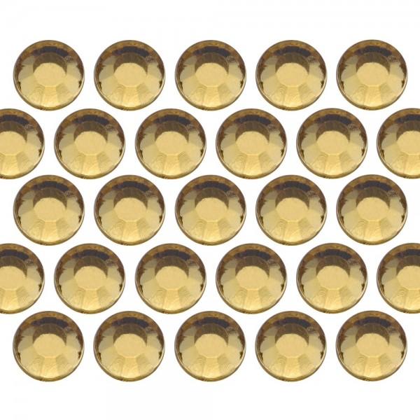 Dżety szklane SS6 (2mm) Lt. Topaz