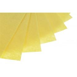 Filc w arkuszach 20x30 cm 15 szt. P034 Żółty