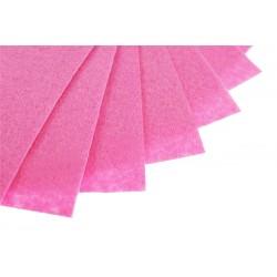 Filc w arkuszach 20x30 cm 15 szt. P010 Różowy