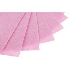 Filc bela 90cm x 46m P071 Jasny Różowy