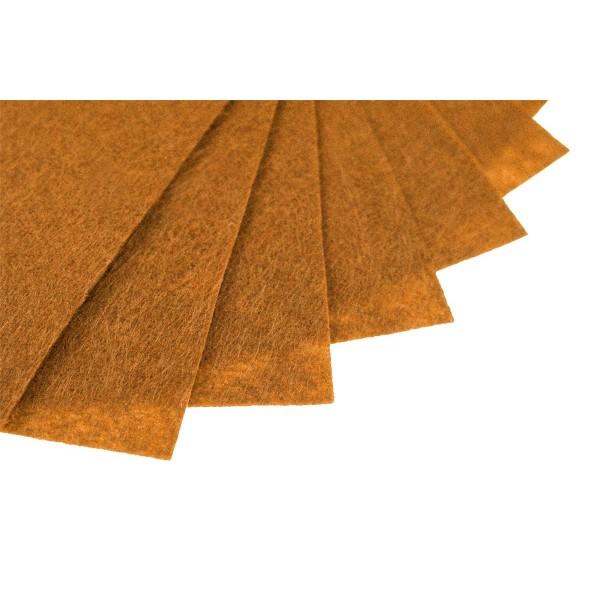 Felt sheets 20x30 cm P029 - 15 pcs