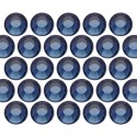 Glass rhinestone beads SS10 (3mm) Montana