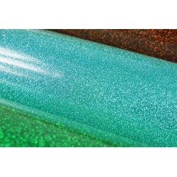Glitter foil hot fix 50cm x 50m SG-11 Sky Blue