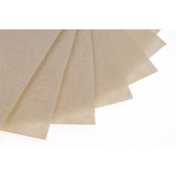 Filc w arkuszach 20x30 cm 1 szt. P004 Beżowy