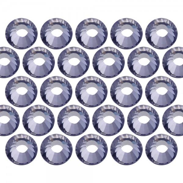 Dżety szklane Pellosa SS6 (2mm) Blk. Diamond 100 gross (14400 szt.)