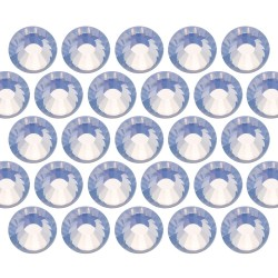 Dżety szklane Pellosa SS20 (5mm) White Opal 10 gross (1440 szt.)