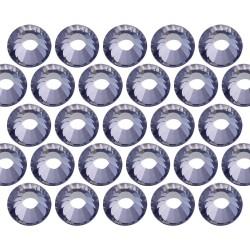 Dżety szklane Pellosa SS20 (5mm) Blk. Diamond 2 gross (288 szt.)