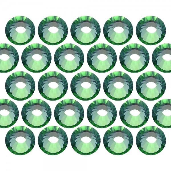 Dżety szklane Pellosa SS20 (5mm) Chrysolite 2 gross (288 szt.)