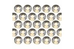 Glass rhinestone beads SS30 (6mm) Jonquil