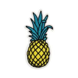 Naprasowanka Aplikacja Termo Ananas