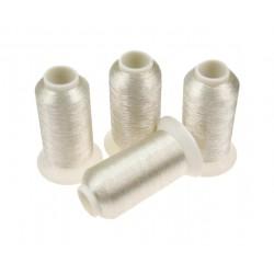 Nici metalizowane do haftu ROYAL PS001 Srebrny