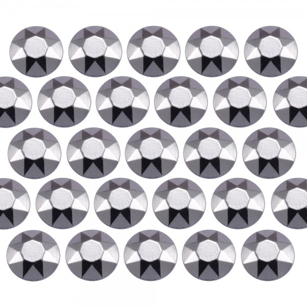 Octagon studs 2 mm Lt. Gray