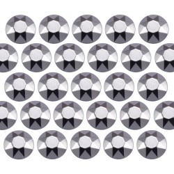 Octagon studs 6 mm Lt. Gray