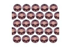 Octagon studs 6 mm Matt Brown