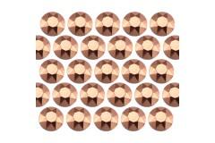 Octagon studs 6 mm Copper