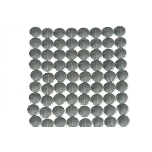 Nailhead studs Round 2 mm Dark Bronze