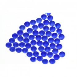 Blaszki płaskie Okrąg 2 mm Sapphire