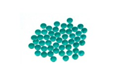 Nailhead studs Round 2 mm Sea Green