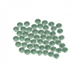 Nailhead studs Round 2 mm Lt. Green