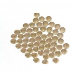 Nailhead studs Round 3 mm Copper
