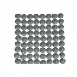 Nailhead studs Round 3 mm Dark Bronze