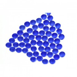 Nailhead studs Round 3 mm Sapphire