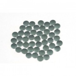 Nailhead studs Round 4 mm Mt. Gray