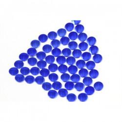 Nailhead studs Round 4 mm Sapphire