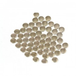 Nailhead studs Round 4 mm Bronze